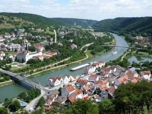 Riedenburg und das Altmühltal